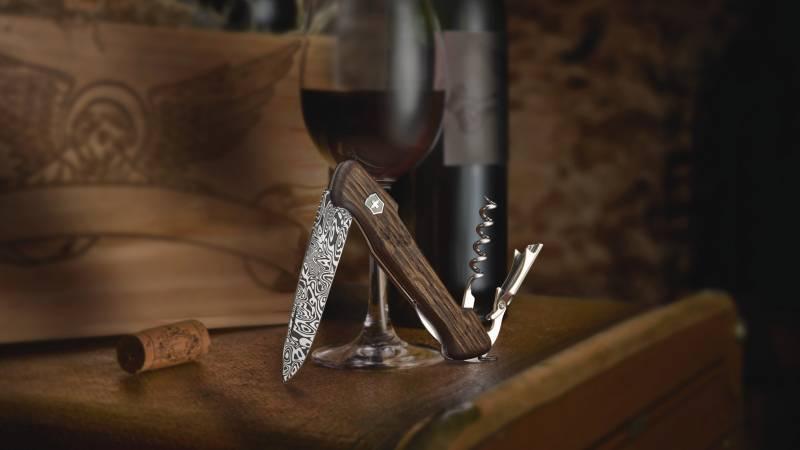 Wine Master Damast bemutató